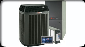 Maximize your energy savings with Air Team's High efficiency furnace and A/C units